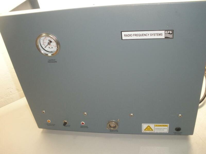 Radio Frequency Systems APD-20 Compressor Dehydrator 920635