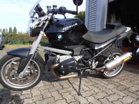 BMW R 1200 R (mit vielen Extras) Bielefeld - Brackwede Vorschau