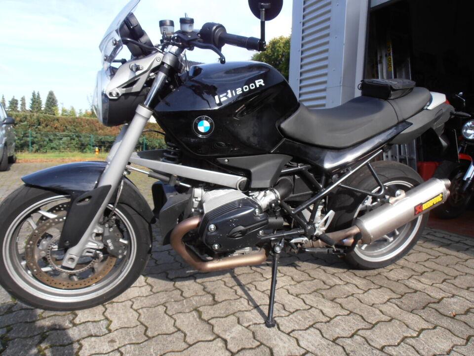 BMW R 1200 R (mit vielen Extras) in Bielefeld
