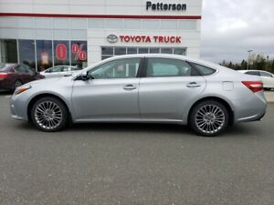 2016 Toyota Avalon Limited Combined Sport and Luxury