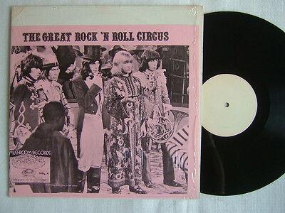 THE ROLLING STONES GREAT ROCK 'N ROLL CIRCUS