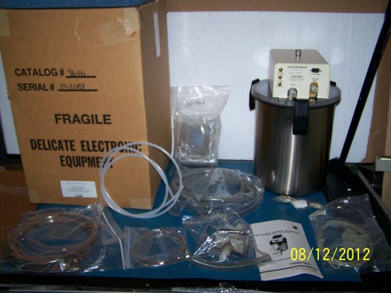 Quadra 96 Tomtec Tip Flow Wash System  & Accessaries Cat# 96-16 Etc