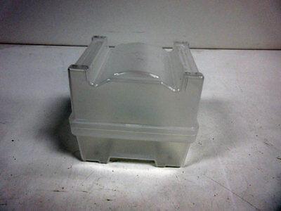Entegris Ultrapak Wafershield H9150-0406 150mm 6 Teflon Wafer Cassette Carrier