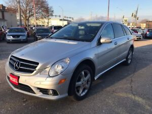 2009 Mercedes-Benz R-Class BlueTEC/DIESEL/AWD/ONE OWNER/SAFETY/W