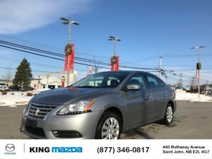 2014 Nissan Sentra SV LOW KMS...BLUETOOTH...AC...POWER ACCESSORY