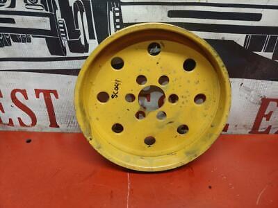 Used: 2003 Caterpillar C10 Crankshaft Pulley OEM Part#