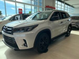 2019 Toyota Highlander SE NIGHTSHADE RARE UNIT