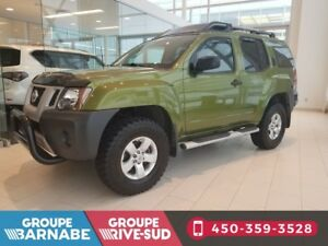 2012 Nissan Xterra S 4X4 SUPER CLEAN GPS S 4X4 SUPER CLEAN GPS