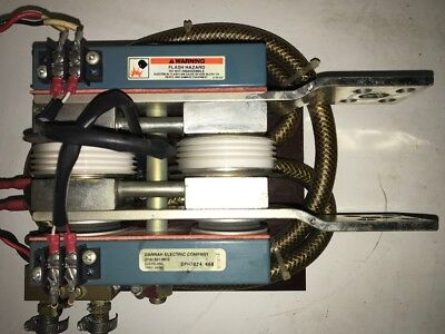 Darrah Electric Automotive Hose Style SCR Contactor DPH7824-468