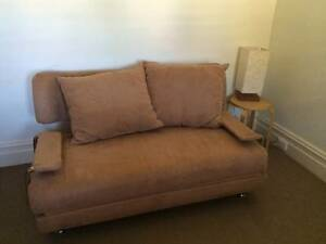 Futon Sofa bed  - excellent condition Tempe Marrickville Area Preview