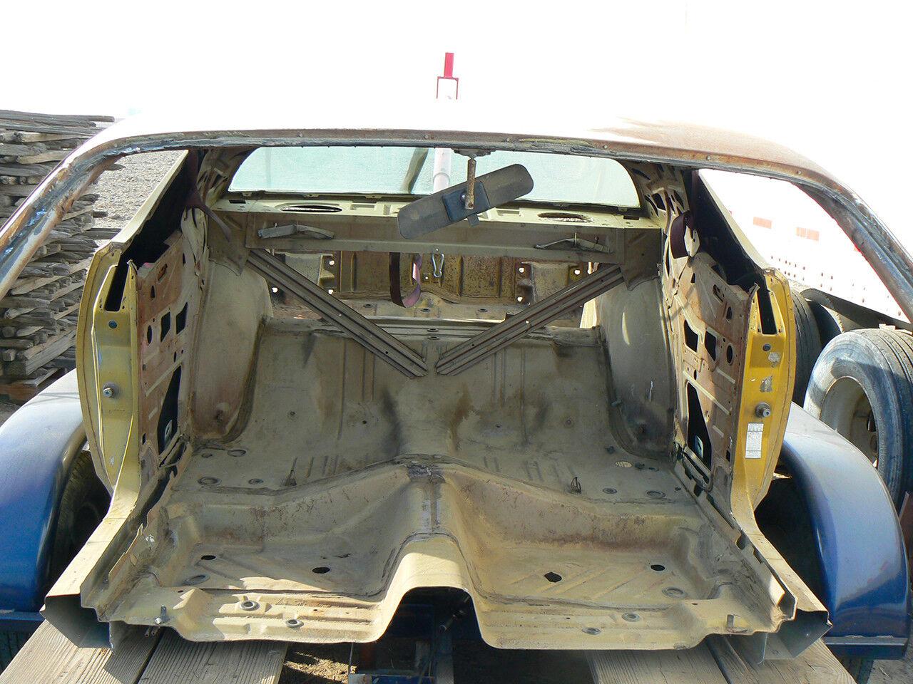 1972 Dodge Charger S/E Rallye Rust free Quarter panel Roof Floor back half mopar