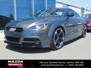 2013 Audi TT 2.0T S Line Competition S LINE COMPETITION PACK