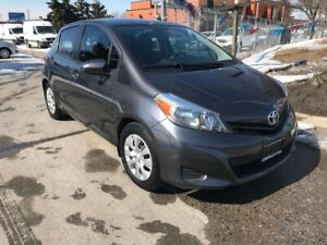 2014 Toyota Yaris AUTO,97K,LE,$10488,SAFETY+3YEARS WARRANTY INCL