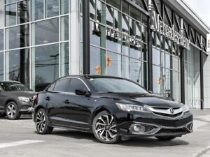 2017 Acura ILX A-SPEC, LEATHER, NAVI, ROOF Just landed !! Beauti