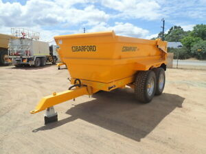 Unused Barford D16 Twin Axle Dump Trailer  6/7101 Midland Swan Area Preview