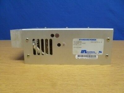 Acme Electric CPS 60-24/28 Standard Power Supply 115/230V 47-440Hz 2.5-Amp M35