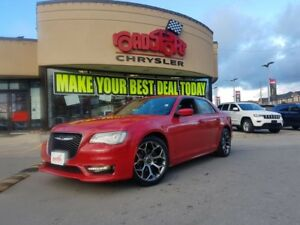 "2017 Chrysler 300 300S BEATS P-ROOF NAVI 20"" WHEELS REAR SPOILER"