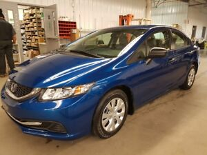2014 Honda Civic Sedan DX BAS KILOMETRAGE GARANTIE PROLONGEE COM