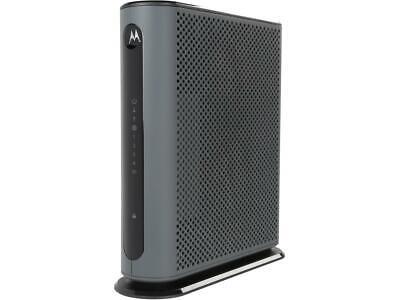 Motorola MG7315 8x4 343 Mbps DOCSIS 3.0 Cable Modem  + Wi-Fi