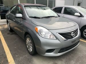 2013 Nissan Versa SV THE KING OF THE LOWEST PRICE
