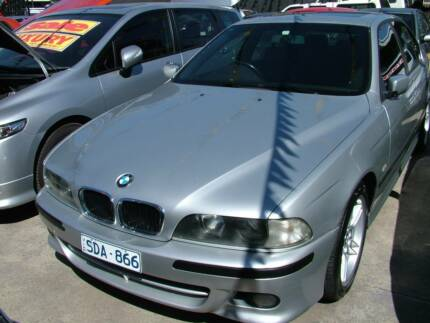 2000 BMW 5 Sedan Coburg North Moreland Area Preview