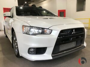 2015 Mitsubishi Lancer GSR final edition AW