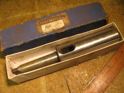 National Gt60043 3-4 Mt Morse Taper Adapter Drill Socket