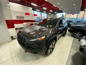 2016 Jeep Cherokee TRAILHAWK V6 4X4 COLD WEATHER GROUP