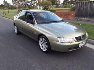 2003 Holden commodore rego Rwc warranty final price Dandenong Greater Dandenong Preview
