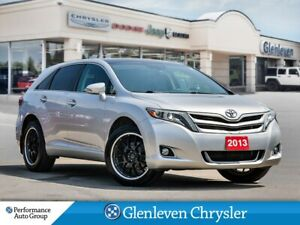2013 Toyota Venza V6 AWD 6 cyl leather pano roof navi