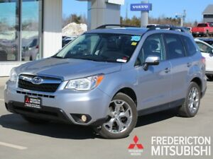 2015 Subaru Forester 2.5i Limited Package HEATED LEATHER | NA...