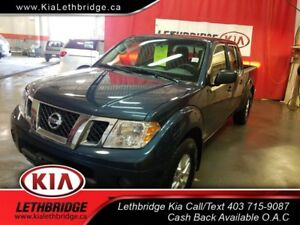 2017 Nissan Frontier SV CLEAN CARPROOF, LOW KMS, BLUETOOTH, K...