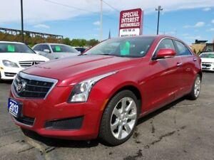 2013 Cadillac ATS 3.6L Luxury Luxury !!! 3.6L !! AWD !!! ACCI...