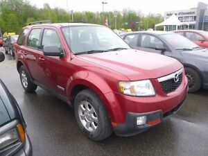 2008 Mazda Tribute GX AUT 4CYL MAGS 4WD TOUTE EQUIPE