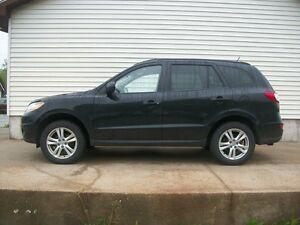 2011 Hyundai Santa Fe AWD