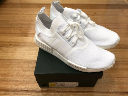 Adidas nmd r1 japan white us11.5