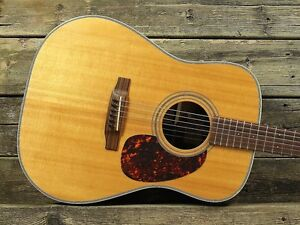 2009 Stonebridge D22-SR Bluegrass Acoustic Guitar