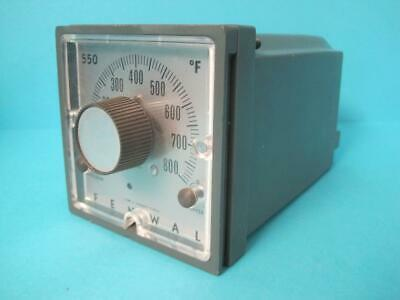 Fenwal Model 550 Type J Thermocouple 55-003140-303 Temperature Controller 0-800