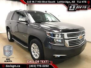 2015 Chevrolet Tahoe LTZ 7 PASSENGER, HEATED/COOLED LEATHER,...