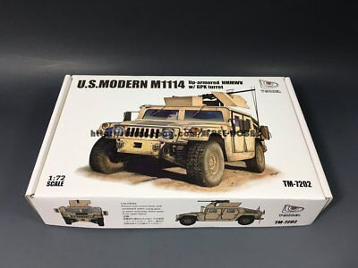 T-MODEL TM-7201 US Modern M114 Up-Armored HMMWV in 1:72