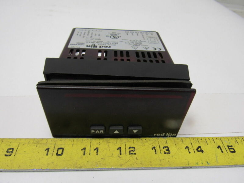 Red Lion PAXLR 6 Digit Lite Rate Meter 115V