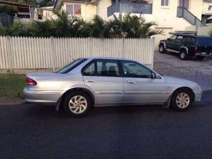 1997 Ford Fairmont Sedan Annerley Brisbane South West Preview