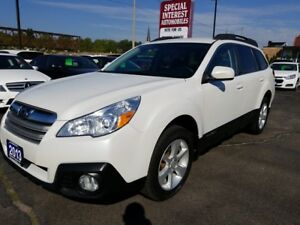 2013 Subaru Outback 2.5i Convenience Package CLEAN CAR PROOF...