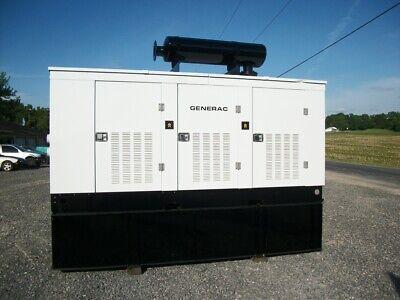 250 Kw Generac Diesel Generator Enclosed With Base Tank
