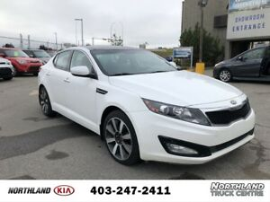 2011 Kia Optima EX Luxury Leather Seats/Panoramic Sunroof/Hea...