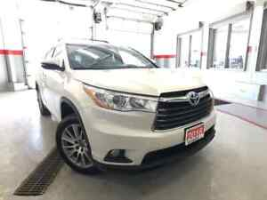 2016 Toyota Highlander XLE|NAVI|ROOF|PWR-GATE|LEATHER|NEW-BRAKES