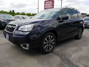 2017 Subaru Forester 2.0XT Touring SUNROOF !!  BLUE TOOTH !!...