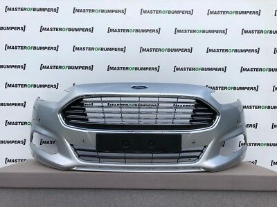 FORD MONDEO MK5 2015 2018 FRONT BUMPER WITH GRILL GENUINE F375