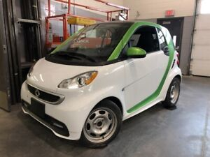 2014 Smart Fortwo Electric, A/C, Panoramic sunroof