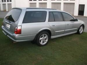 2002 Ford Falcon Wagon auto rego rwc vgc $3600